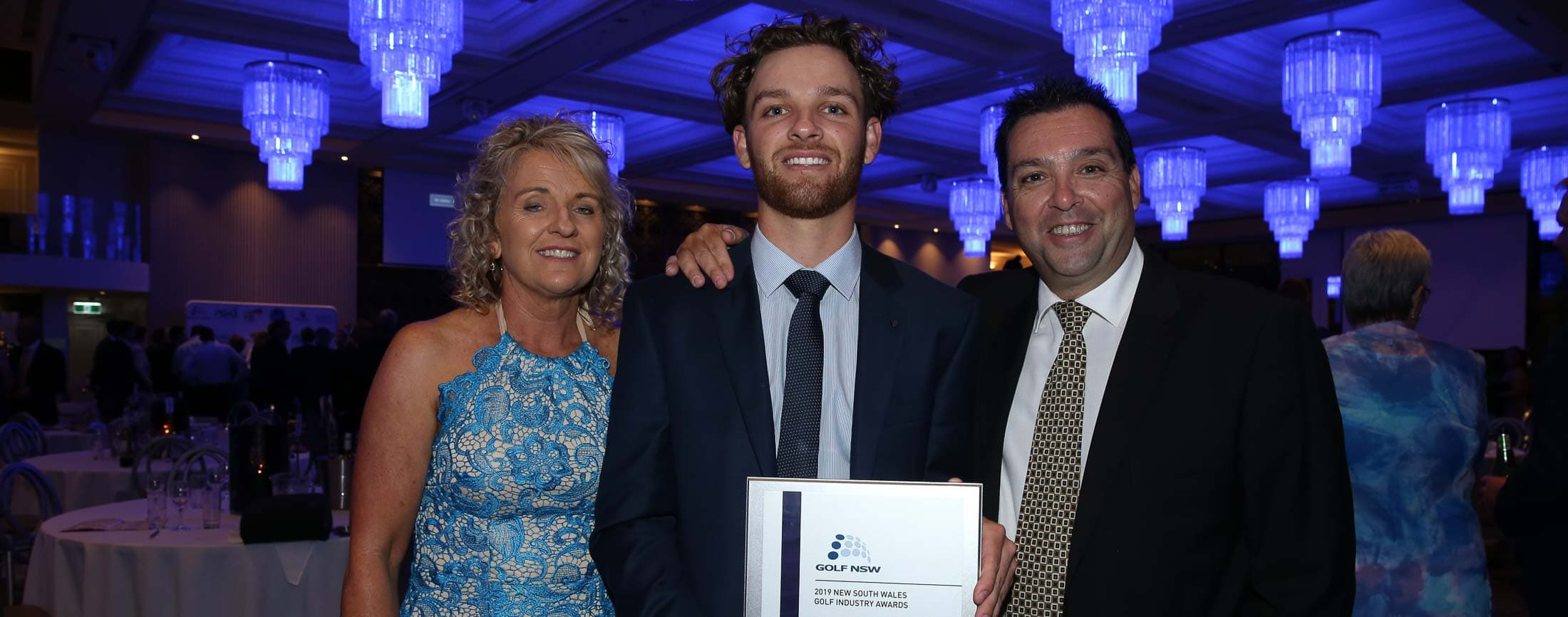 NSW Golf's finest honoured at 2019 Industry Awards